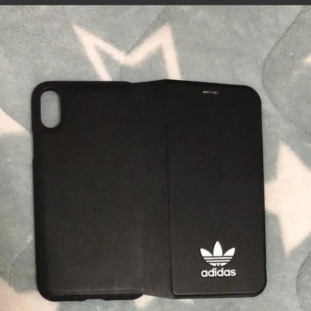 adidas(アディダス)のアディダスiPhone Xケース スマホ/家電/カメラのスマホアクセサリー(iPhoneケース)の商品写真