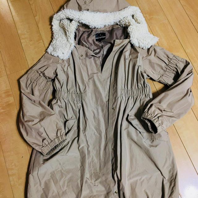 UNIQLO(ユニクロ)のコート レディースのジャケット/アウター(モッズコート)の商品写真