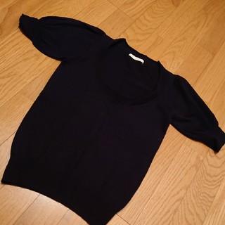 ガリャルダガランテ(GALLARDA GALANTE)のGALLARDGALANTの五分袖トップス(ニット/セーター)
