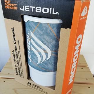 ジェットボイル(JETBOIL)のジェットボイル マイクロモ(登山用品)