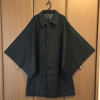 ヨウジヤマモト(Yohji Yamamoto)の新品 70'sParement Tokyo インバネスコート トンビコート(ステンカラーコート)