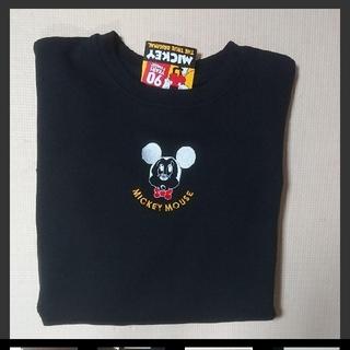 ディズニー(Disney)のミッキー 刺繍ミッキー スウェット M(スウェット)