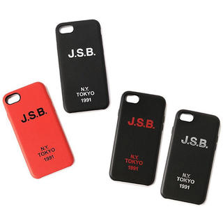 サンダイメジェイソウルブラザーズ(三代目 J Soul Brothers)のJ.S.B.★iPhoneケース(7.8用)(iPhoneケース)