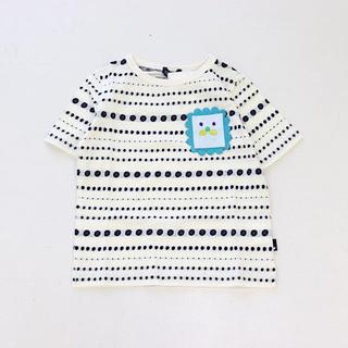 カルディア(CALDia)のカルディア 2019夏 ライオンアップリケTシャツ(Tシャツ/カットソー)