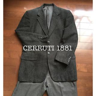 セルッティ(Cerruti)の【超美品】CERRUTI1881 ジャケット(テーラードジャケット)