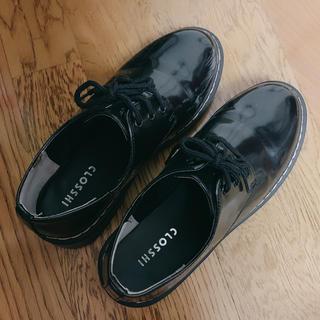 シマムラ(しまむら)のしまむら 革靴 ドクターマーチン(ローファー/革靴)