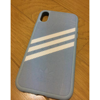 アディダス(adidas)のiPhone XRケース(iPhoneケース)