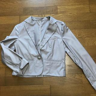 クランプリュス(KLEIN PLUS)のジャケット クランプリュス 春 上着 美品 Mサイズ(テーラードジャケット)