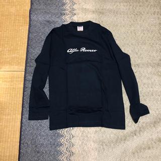 アルファロメオ(Alfa Romeo)の新品未使用 アルファロメオ 長袖Tシャツ M(Tシャツ/カットソー(七分/長袖))