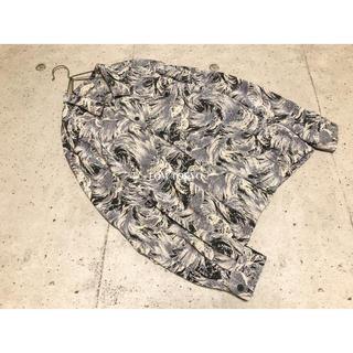 [used]'絵画' art design shirt jacket.(シャツ)