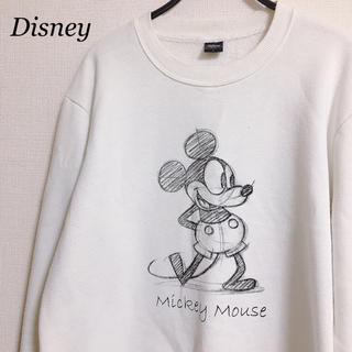 ディズニー(Disney)のDisney ミッキー トレーナー(スウェット)