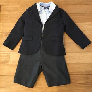 9a1e5f6206fea ザラキッズ(ZARA KIDS)の入学式 スーツ フォーマル 120 ZARA コムサ(ドレス