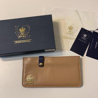 エーディーエムジェイ(A.D.M.J.)のADMJ バイカラー 財布 2018年購入(財布)