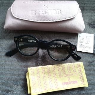 エフェクター(EFFECTOR)のEffector & gingerale エフェクター眼鏡 コラボ(サングラス/メガネ)