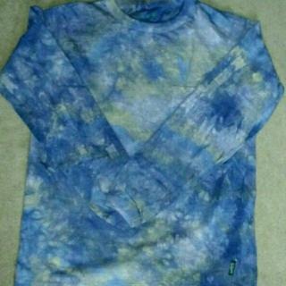 ゴーヘンプ(GO HEMP)の未使用 美品 ゴーヘンプ 長袖 Tシャツ レディース サイズS(Tシャツ(長袖/七分))