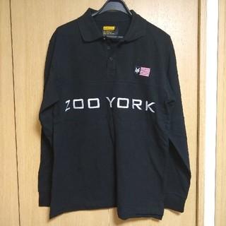 ズーヨーク(ZOO YORK)の☆新品☆ ZOOYORK メンズ ロング ポロシャツ zooyork ズーヨーク(ポロシャツ)