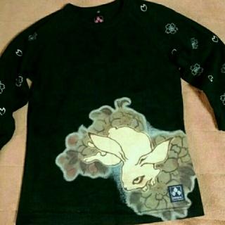 チキリヤ(CHIKIRIYA)の未使用 CHIKIRIYA(ちきりや) 七分袖 Tシャツ レディース サイズXS(Tシャツ(長袖/七分))