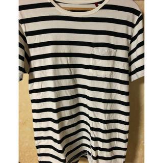 デウスエクスマキナ(Deus ex Machina)のボーダー Tシャツ  BANKS  マリン  スタイル(Tシャツ/カットソー(半袖/袖なし))