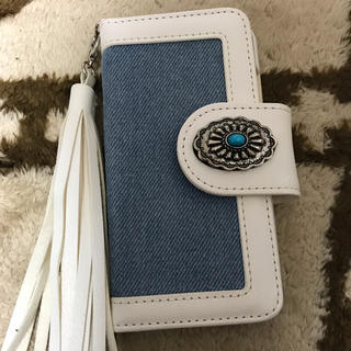 セシルマクビー(CECIL McBEE)のセシルマクビー iPhone7 ケース(モバイルケース/カバー)