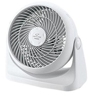 ツインバード(TWINBIRD)のツインバード サーキュレーター ホワイト KJ-4781W【新品未開封】(サーキュレーター)