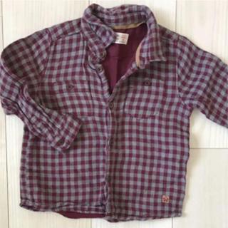 ザラ(ZARA)のシャツ(シャツ/カットソー)