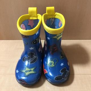 アカチャンホンポ(アカチャンホンポ)の長靴 13㎝ ディズニー柄(長靴/レインシューズ)