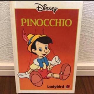 ディズニー(Disney)のDisney  ピノキオ  ★  英語本  🌈最終値下げしました🌈(洋書)