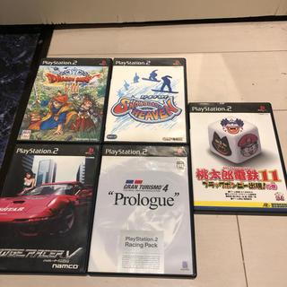プレイステーション2(PlayStation2)のps2 ソフト詰め合わせ(家庭用ゲームソフト)