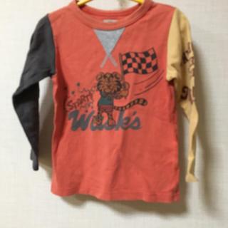 ワスク(WASK)の長Tシャツ(Tシャツ/カットソー)