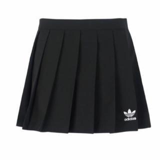 アディダス(adidas)のadidas プリーツスカート(ミニスカート)