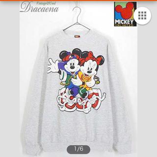 ディズニー(Disney)のUSA製 古着(スウェット)