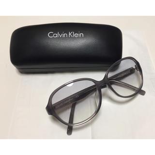 カルバンクライン(Calvin Klein)の【美品】CALVIN KLEIN サングラス(サングラス/メガネ)