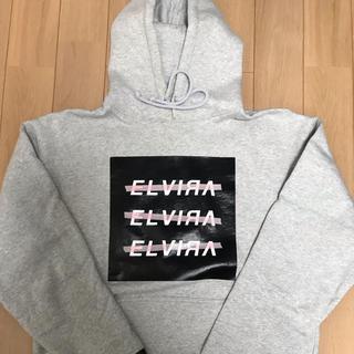 エルヴィア(ELVIA)のELVIRA エルビラ パーカー(パーカー)