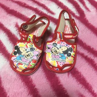 ディズニー(Disney)の子供ピコピコサンダル13.0(サンダル)