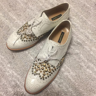 ドルチェアンドガッバーナ(DOLCE&GABBANA)のDOLCE&GABBANA シューズ(ローファー/革靴)