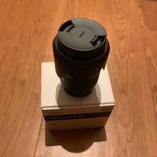 シグマ(SIGMA)のSIGMA art 35 f1.4 Canonマウント(レンズ(単焦点))