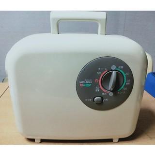 ミツビシ(三菱)の【値下げ】三菱 ふとん乾燥機 AD-K50-W(衣類乾燥機)