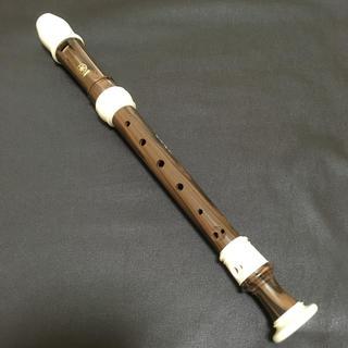 ヤマハ(ヤマハ)のヤマハ ジャーマン式 ソプラノリコーダー used(リコーダー)