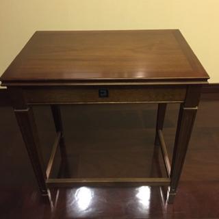カリモクカグ(カリモク家具)のコスガ ネストテーブル サイドテーブル 中サイズ(コーヒーテーブル/サイドテーブル)