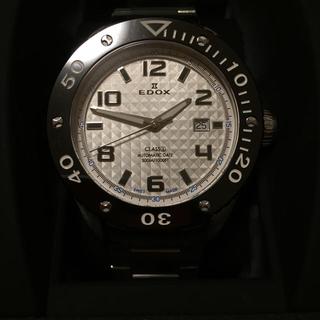 エドックス(EDOX)のエドックス クラスワン オートマティック(腕時計(アナログ))