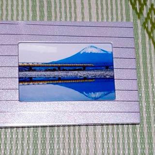 ドクターイエローと富士山(写真)