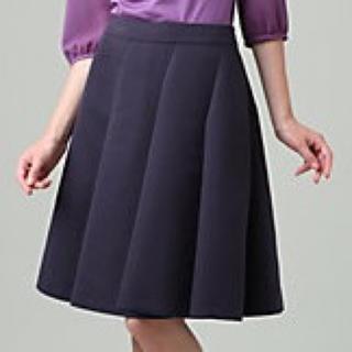 コトゥー(COTOO)の【美品】COTOO スカート コトゥー(ひざ丈スカート)