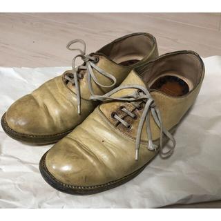 """グイディ(GUIDI)のGUIDI """"110"""" 41サイズ(42ハーフサイズ相当) ホースレザー短靴(ドレス/ビジネス)"""