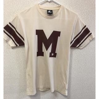 エム(M)のTシャツ M エム (Tシャツ/カットソー(半袖/袖なし))