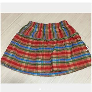 シシュノン(SiShuNon)のシシュノン KICCOLY スカート 100(スカート)