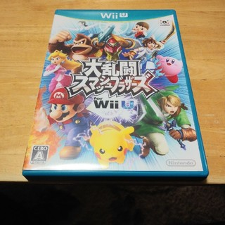 Wii U - 大乱闘スマッシュブラザーズ for will U