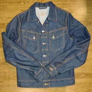 ヌーディジーンズ(Nudie Jeans)のヌーディージーンズ コニー NJ2820 デニムジャケット(Gジャン/デニムジャケット)