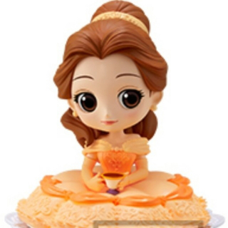 Disney - 【Bカラー】Q posket  -Belle-