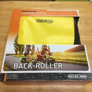 ORTLIEB BACK-ROLLER イエロー(バッグ)