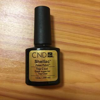 シーエヌディー(CND)の【Shellac】CND シェラック♡トップコート 7.3ml(カラージェル)